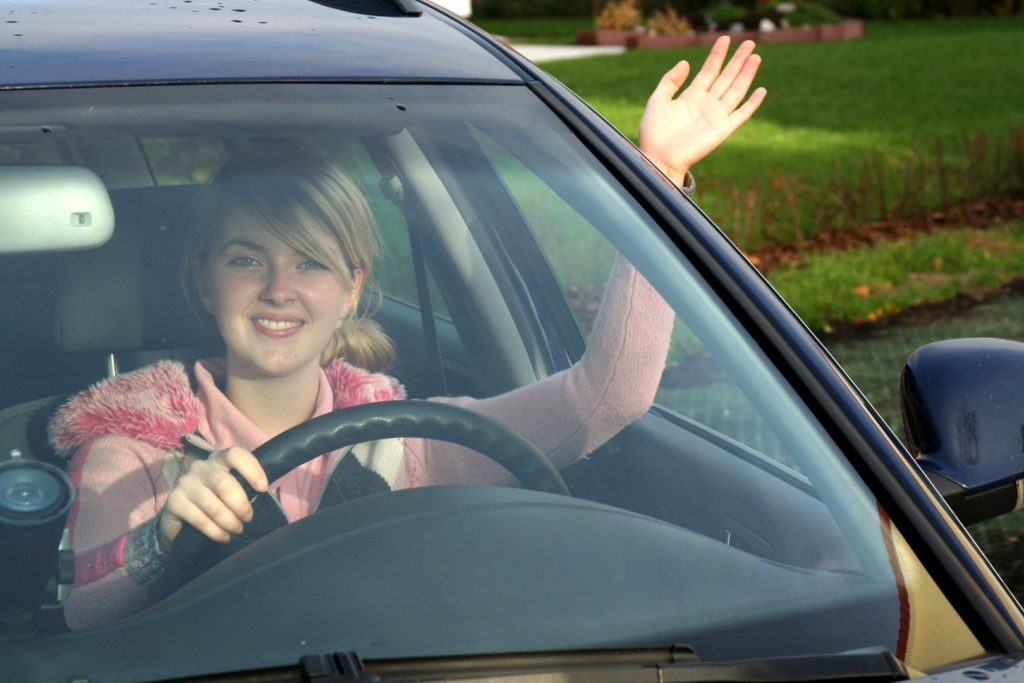 Driving Test Info – I-Ride